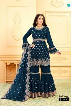 Y.C presents  Zaraa vol 2   Designer Salwar Kameez Collection