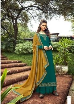 Alisa presents  Aroma Designer Salwar Suits Collection