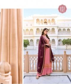 Rsf  Presents  Neera Designer Salwar Suits Collection