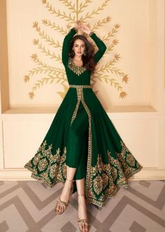 Aashirwad Paakhi Gold 7216 Colours Wedding Wear Salwar Kameez Catalog
