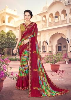 Fc Presents Manjari vol 2 casual wear sarees collection
