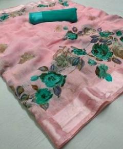 Sarika  Lt  fabric
