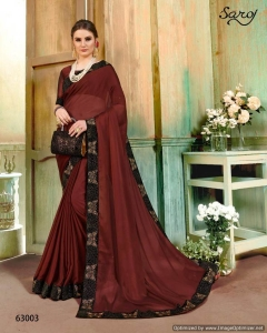 Saroj By Sapphire Party Wear Heavy Saree Collection