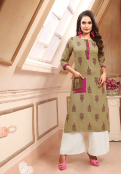 Vastra Moda Present Genisis Vol-1 Casual Wear Kurtis Collection