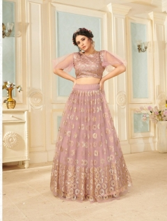 Fc Presents Glamour 1001  Heavy Net Festive Wear Lehenga Collection