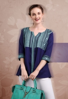 Jelite presents Tulip Stylish Western Top Collection