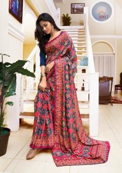 aae7a6ceee Pure Silk Sarees Wholesale   Pure Tussar Silk Sarees Supplier   Surat