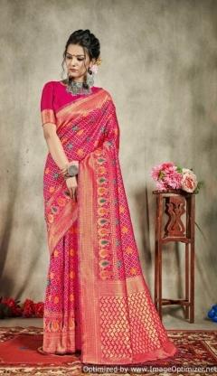 Ynf Present Kalyan Festival Wear Silk Sarees Collection