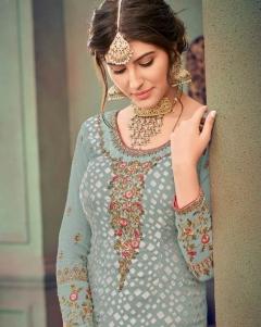 Zaina Vol 4 By Kesari Designer Salwar Suit Collection